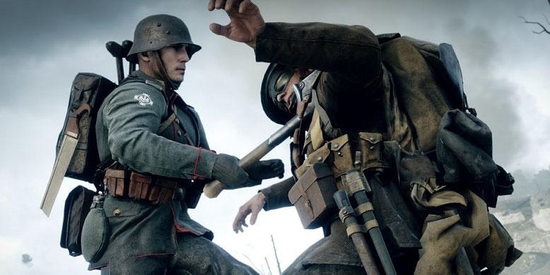 Wird die Battlefield-Reihe im Jahr 2018 das Thema Zweiter Weltkrieg bedienen? Laut eines Insiders arbeitet DICE bereits an solch einem Ableger auf Basis von Battlefield 1. Bilderquelle: Electronic Arts