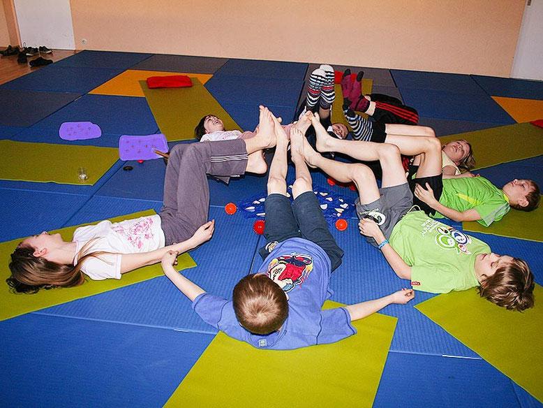 Yoga in der Schule, Verden