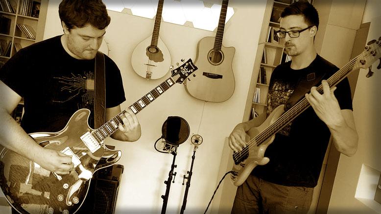 KEPHALO, Gitarren, Filmmusik, Slideguitar, experimentell