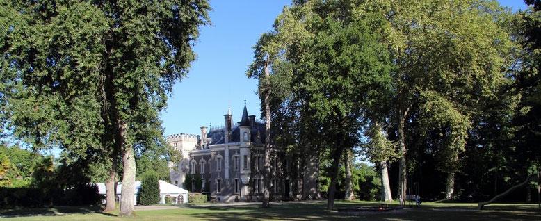 Le Domaine Belle Epoque, parc et Château pour les séminaires, formations ... à Linxe 40
