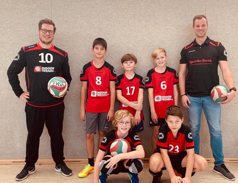 TV Gau-Algesheim - U20 männlich - Saison 2017/18