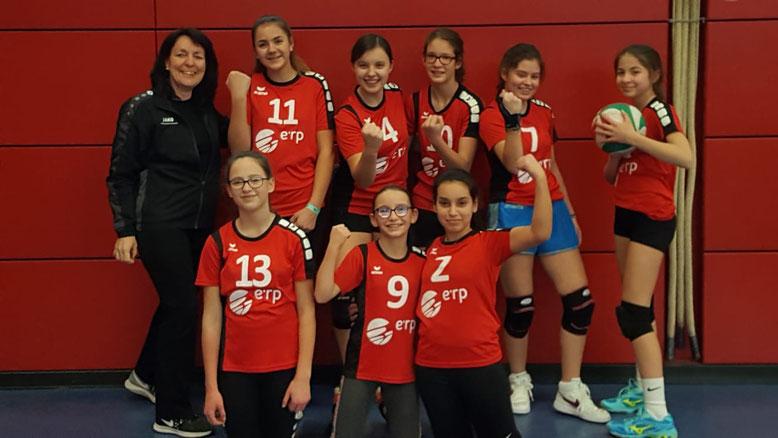 TV Gau-Algesheim - Damen 4 - Saison 2017/18