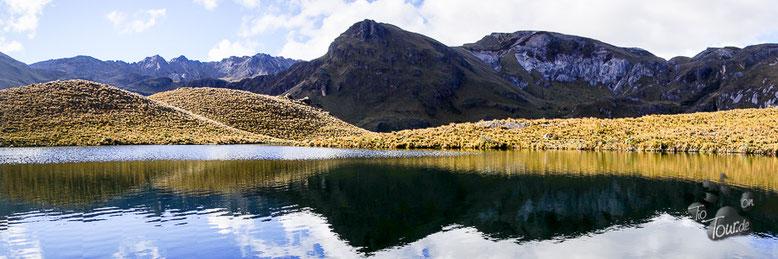 Ecuador - Parque Nacional de Cajas