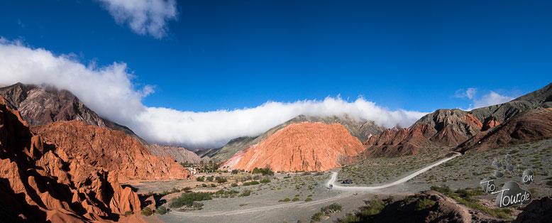 Purmamarca - Quebrada de 7 Colores