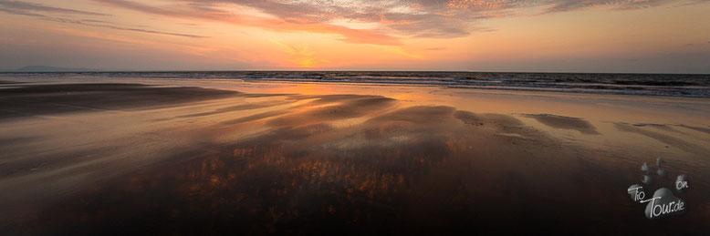 Ecuador - San Clemente, Sundown