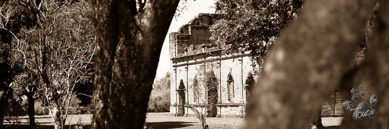 Jesuitenmission in Taravangue