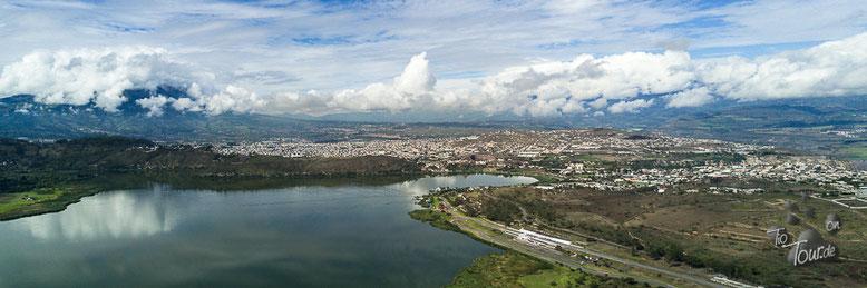 Ibarra - Laguna de Yahuarcocha - Finca Sommerwind