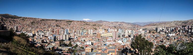La Paz - höchstgelegene Regierungsstadt der Welt