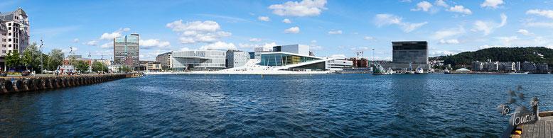 Oslo - Den Norske Opera