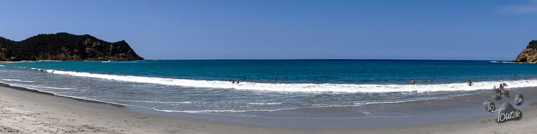 Los Frailes - schönster Strand von Ecuador