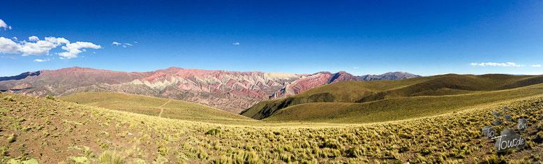 Panorama - Cerro de 14 Colores