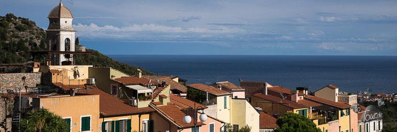In der Nähe von Albenga