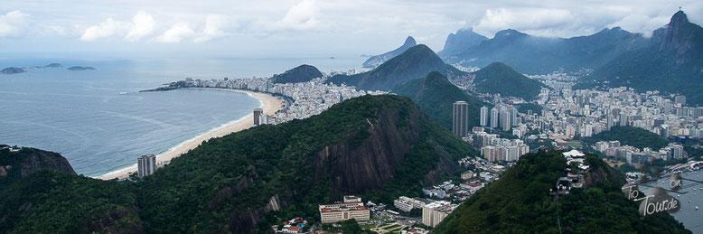 Rio de Janeiro - Blick vom Zuckerhut