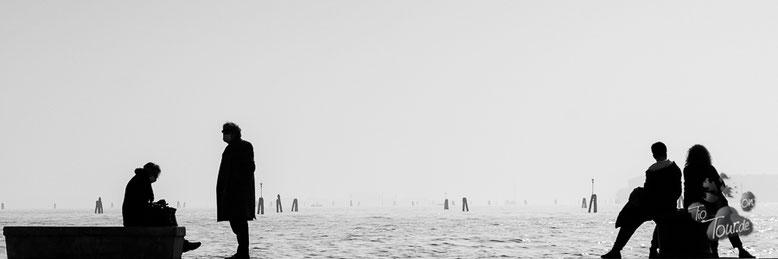 Venedig - Impressionen am Canale Ortanello