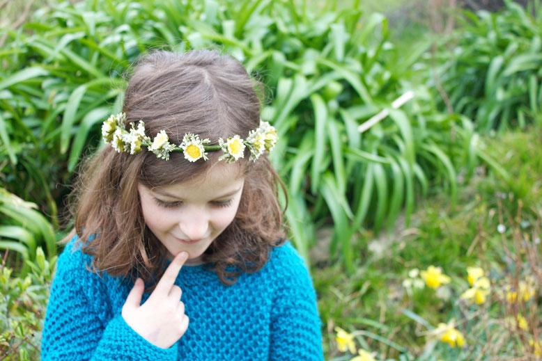 Flores para el pelo-La Silvestre