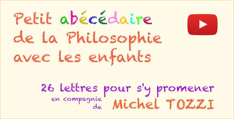 Michel Tozzi. Johanna Hawken. Philosophie pour enfants.