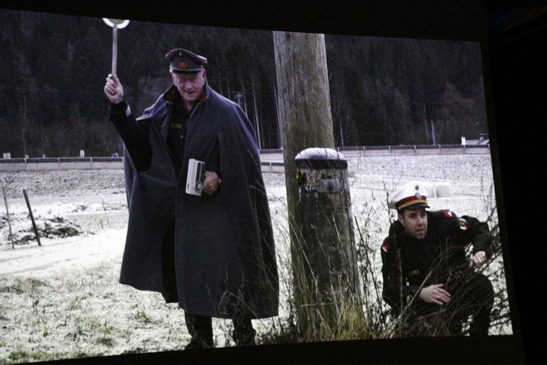 STEI TV - Nachtausgabe - Franz Pichler, Andreas Rohrer