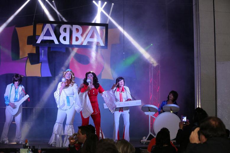 """Heidi Niederwimmer, Andrea Martin, Marina Winkler, Anita Niederwimmer, Ingrid Niederwimmer    -   """"ABBA"""""""