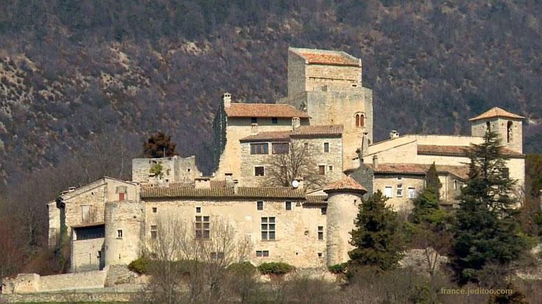 Le Poët Laval - Drôme provençale - Mas des Vignaux - Gïte et chambres d'hôtes