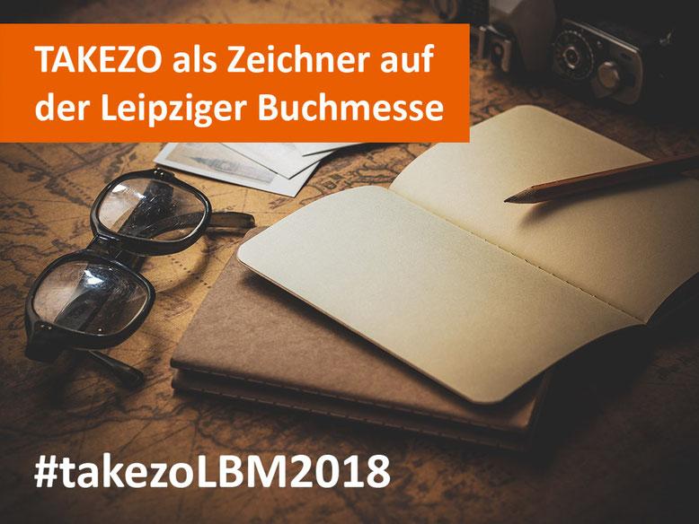 Zeichner Leipziger Buchmesse