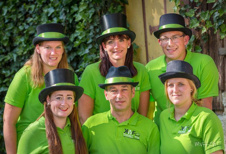Unser Flohmarkt- Team