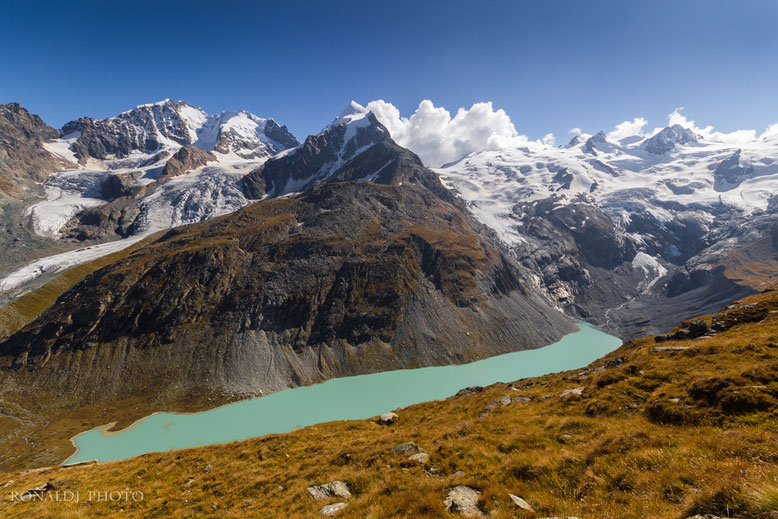 Engadin, Graubünden, Rosegtal, Berninia, Graun, Reschensee, Vilsalpsee, Toblacher See, Pyrinäen, Schweizer Alpen