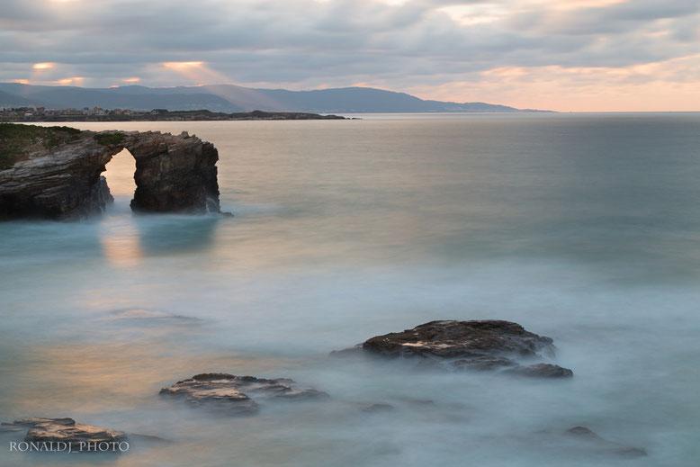 Galizien, Asturien, Spanisches Baskenland, Kantabrien, Playa de Las Catedrales, Zarautz, Picos de Europa