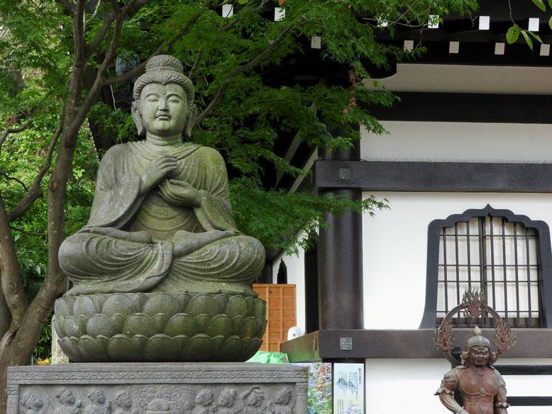 長谷寺 阿弥陀仏