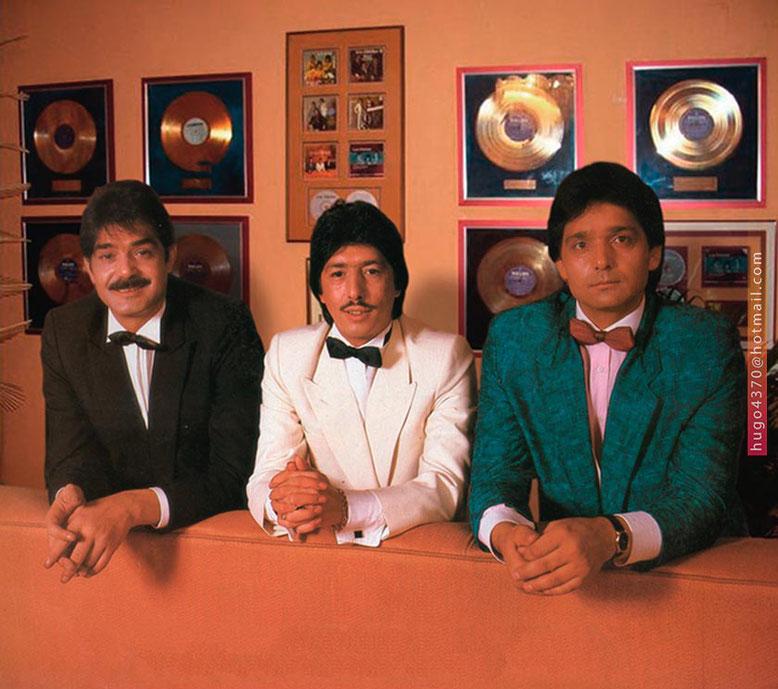 Los Chichos en el hotel Palace 1987  (Portada modificada)