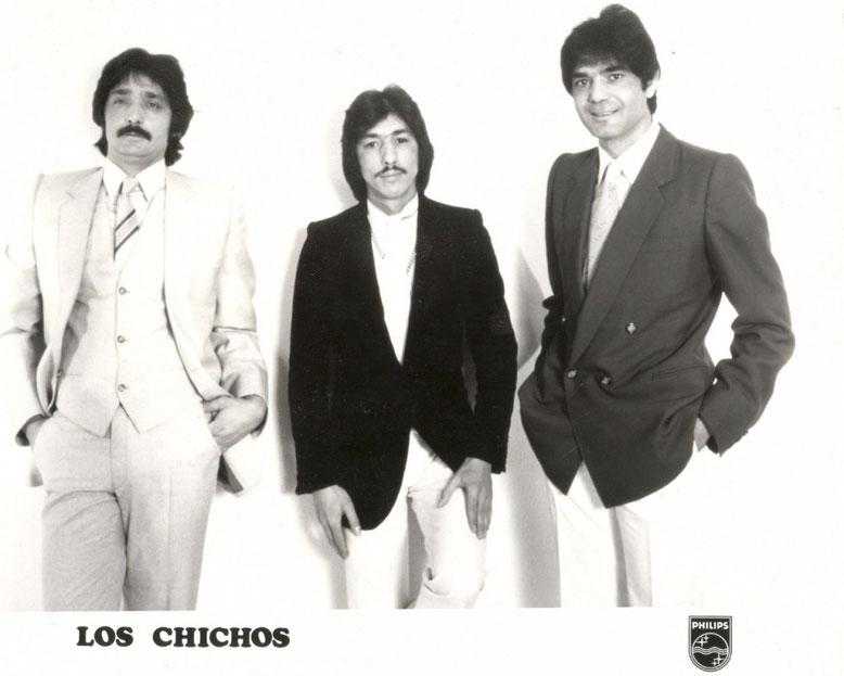 Promoción Los Chichos 1983