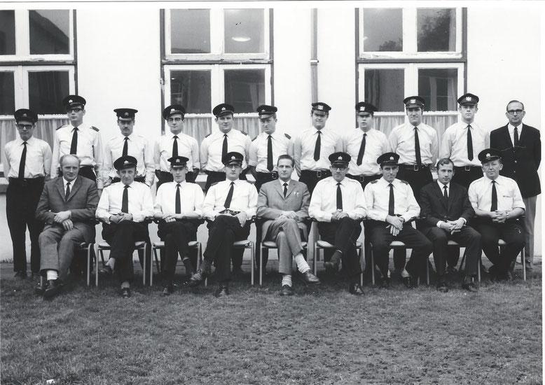 Opleidingsdagen in Den Haag GEWA/BEWA (1969-1970)