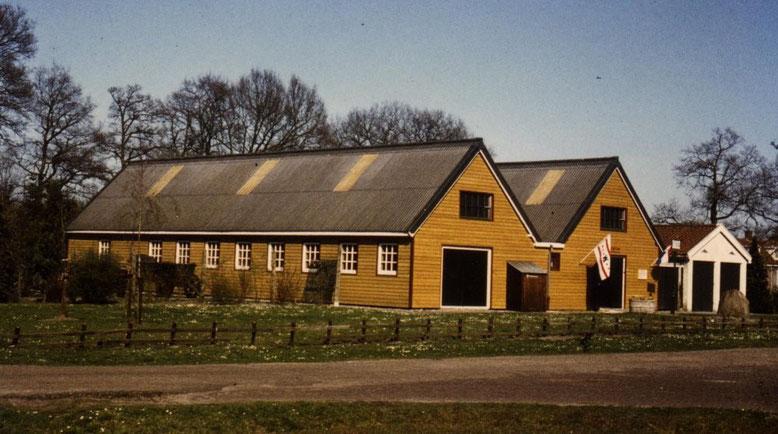 Gevangenismuseum in de beginperiode aan de Hoofdweg 8 te Veenhuizen.