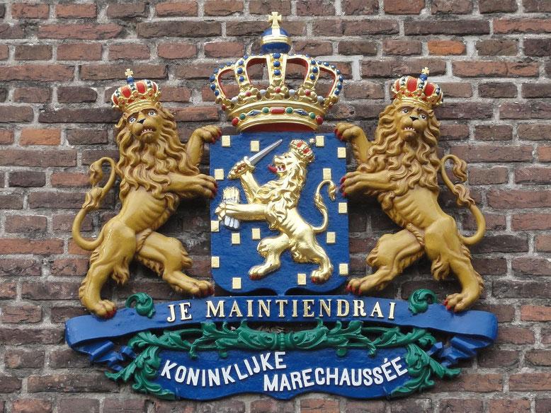 Wapen Koninklijke Marechaussee