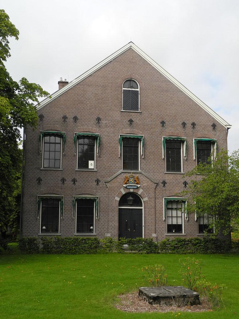 Kazerne Koninklijke Marechaussee Veenhuizen