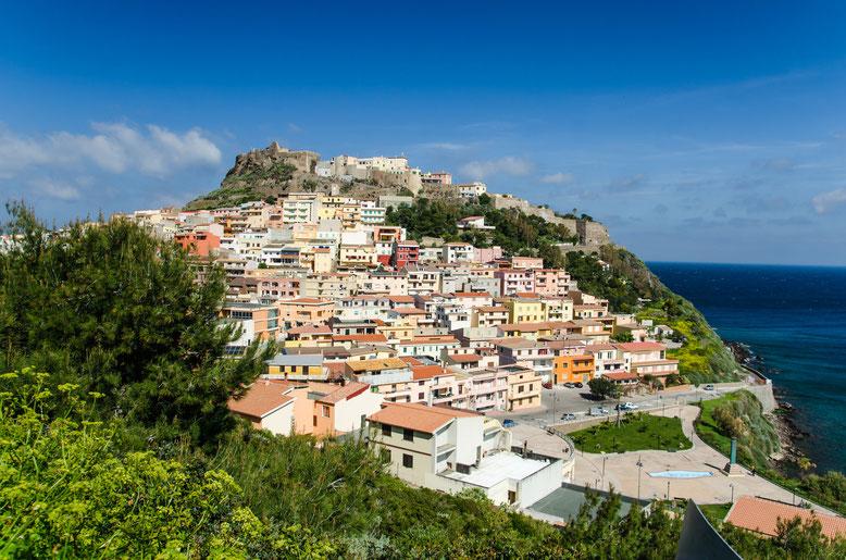 Sardinien Castelsardo Provinz Sassari