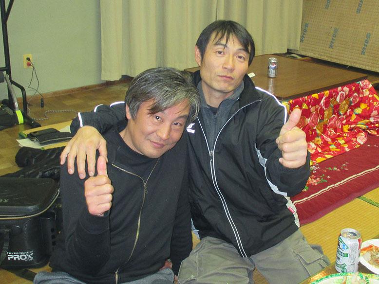 青木さんと仲野さん
