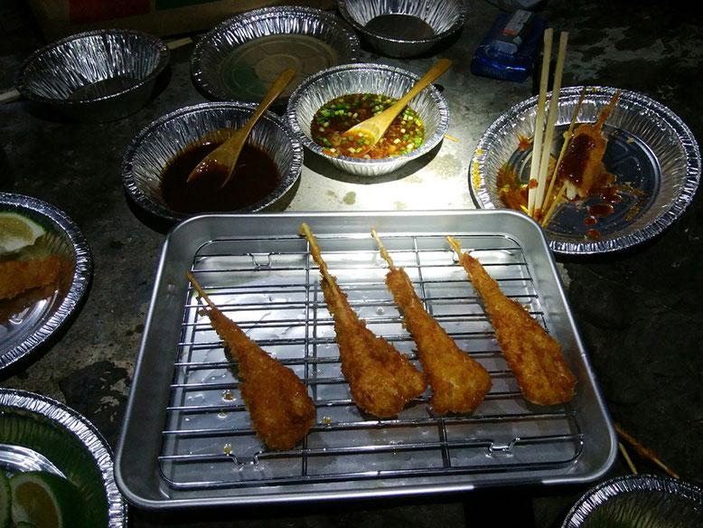 串かつ食いたい!!!