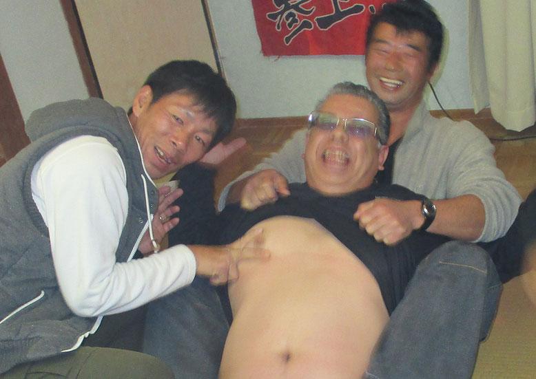 アニキ、イジられまくり(^_^;)