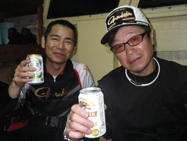 修ちゃんと大先生