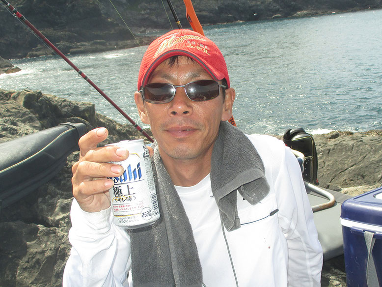 勝利の酒(^_^;)