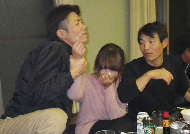 大人気のちーちゃん(^〇^)