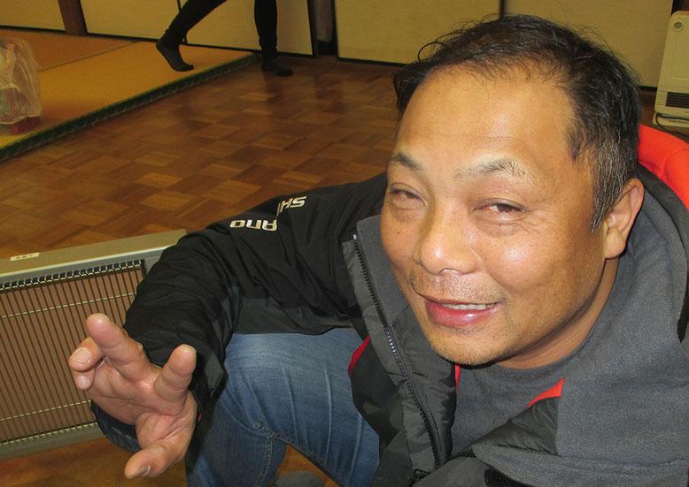 田中さん。こんなチームでスイマセンm(__)m