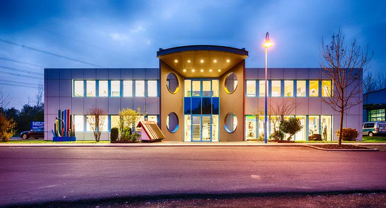 Smolka Wettenberg Firmengebäude