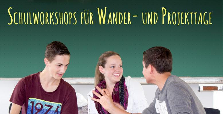 deutschlandweit - direkt an Ihrer Schule- alle Klassenstufen
