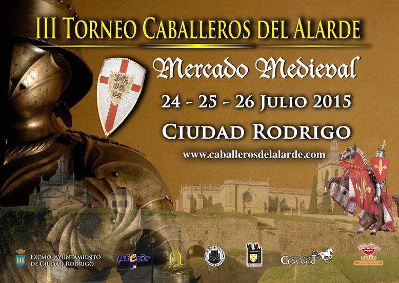 Programa del Torneo Caballeros del Alarde y Mercado Medieval
