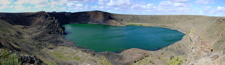 Laguna Azul Argentina