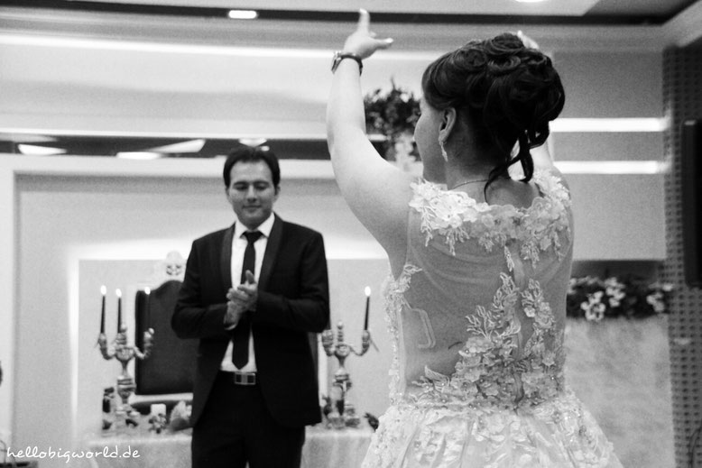 Persische Hochzeit