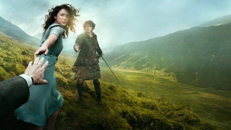 Die Highland-Saga Reihe - Bücher der Outlander-Saga in der richtigen Reihenfolge