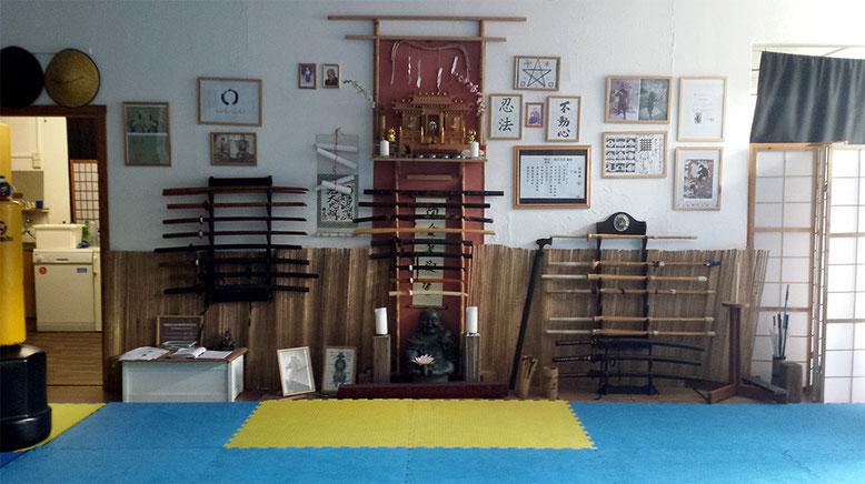 Goshinkan Dojo Kamidama