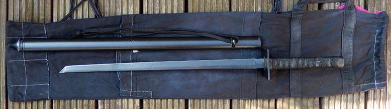 Ninja Schwert Deko